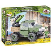 COBI Small Army - Caminhão Blindado 4WD Armored