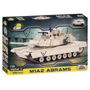 COBI Small Army - Tanque Americano M1A2 ABRAMS 2608