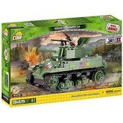 COBI Small Army - Tanque M5A1 Stuart VI 2478