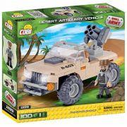 COBI Small Army - Veículo de Montar