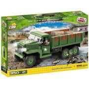 COBI World War II - Caminhão GMC CCKW 353 - 2378