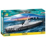 "COBI World War II - Submarino USS Gato Class - USS ""Wahoo"" (SS-238)"