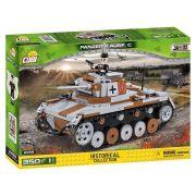 COBI World War II - Tanque Panzer II Ausf. C