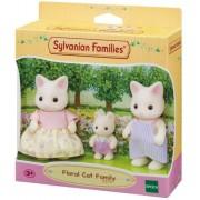 Família dos Gatos Primavera Sylvanian Families