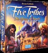 Five Tribes - Galapagos Jogos`