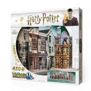 Harry Potter Quebra-Cabeça 3D- Beco Diagonal