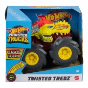 Hot Wheels - Monster Trucks - Pneus Para Todo Terreno - Mega Wrex Amarelo