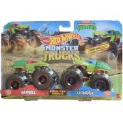 Hot Wheels - Monster Trucks Raphael VS Leonardo