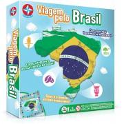 Jogo Viagem pelo Brasil