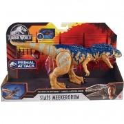 Jurassic World Controle de Ataque Total  - Dinossauro Siats Meekerorum