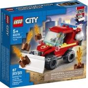 LEGO City - Jipe de Assistência dos Bombeiros 60279