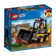 LEGO City - Trator Carregador da Construção 60219