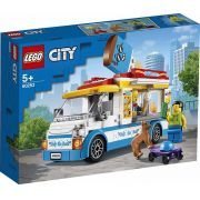 LEGO City - Van de Sorvetes