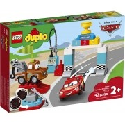 LEGO DUPLO - Dia da Corrida do Relâmpago McQueen 10924