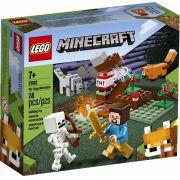 LEGO Minecraft - A Aventura em Taiga 21162