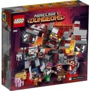 LEGO  Minecraft - O Combate de Redstone 21163