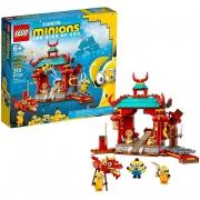 LEGO Minions - Combate De Kung-Fu Dos Minions 75550