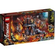 LEGO NINJAGO - Viagem até as Masmorras das Caveiras 71717