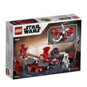 LEGO Star Wars - Guardas de Elite Pretoriana 75225