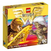 LEGO SUPER HEROES Mulher Maravilha vs Cheetah 76157