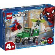 LEGO Super Heroes - O Assalto ao Caminhoneiro de Vulture 76147