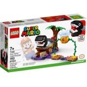LEGO Super Mario - Pacote de Expansão - Confronto na Selva com Chomp Chomp - 71381