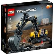 LEGO Technic - Escavadeira para Trabalhos Pesados 42121