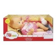 Little Mommy - Recém Nascido Macacão Rosa com Flores