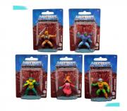 Masters Of The Universe - KIT 5 Mini Figuras He-man