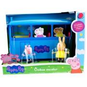 Ônibus Escolar Da Peppa