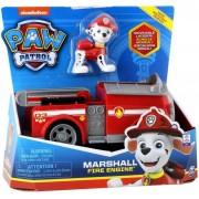 Patrulha Canina - Veículo Com Figura Básica Marshall