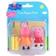 Peppa Pig e Mamãe Pig