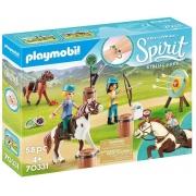 Playmobil SPIRIT - Aventura ao ar livre 70331