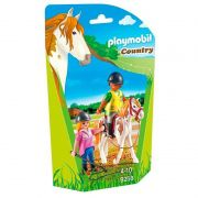 Playmobil Country - Soft Bags Cavalos