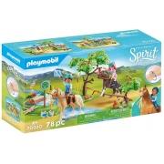Playmobil SPIRIT - Desafio no Rio 70330