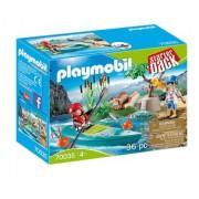 Playmobil  Starter Pack- Treino em Caiaque 70035