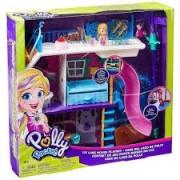 Polly Pocket -  Casa do Lago da Polly