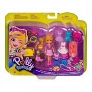 Polly Pocket - Conjunto Queridinhos das Meninas