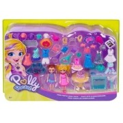 Polly Pocket - Pacote de Festa - Lila e Polly