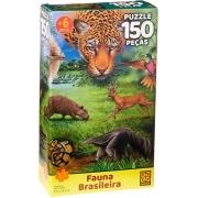 Quebra Cabeça - Fauna Brasileira 150 peças