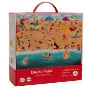 Quebra-Cabeça Gigante - Dia de Praia
