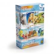 Quebra Cabeça -  Personagens Disney 30 peças