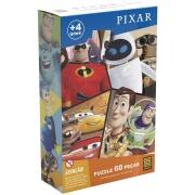 Quebra Cabeça - Pixar 60 peças