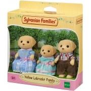 Sylvanian Families - Família dos Labradores