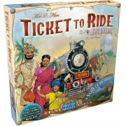 Ticket to Ride: Índia & Suíça  (Expansão)
