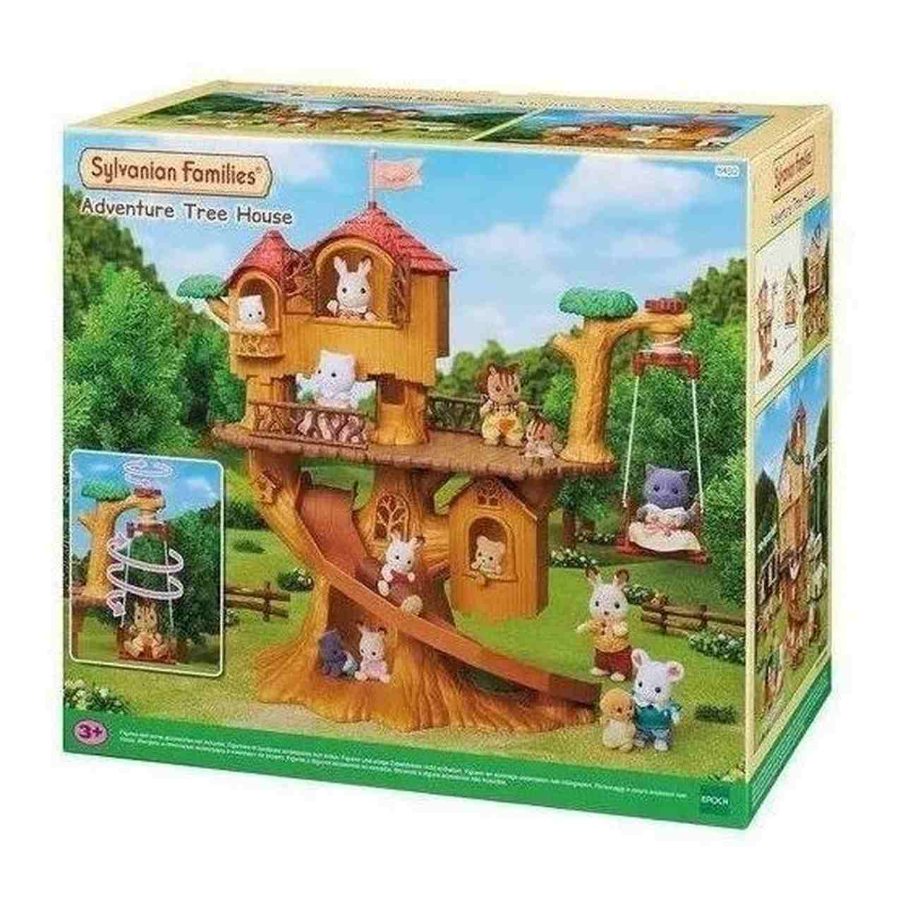 Aventura na Casa da Árvore