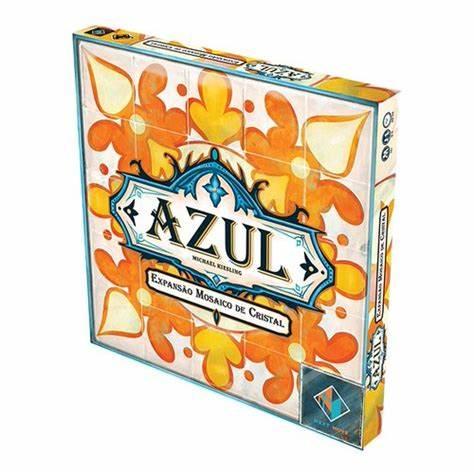 AZUL Mosaico de Cristal - EXPANSÃO