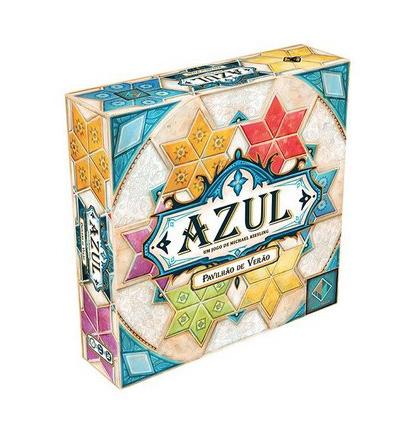 AZUL: Pavilhão de Verão