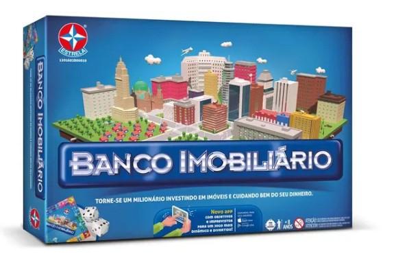 Banco Imobiliário com aplicativo