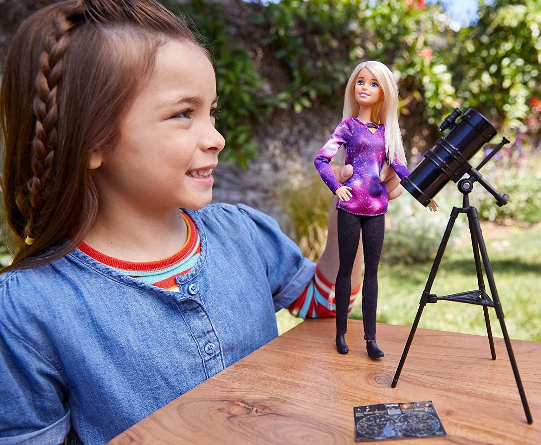 Barbie -  Astrofísica National Geographic